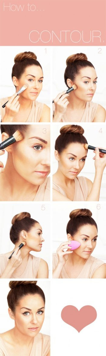 15-Easy-Natural-Make-Up-Tutorials-2014-For-Beginners-Learners-1