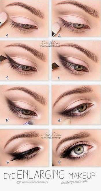 15 + Easy Natural Make Up Tutorials 2014 For Beginners