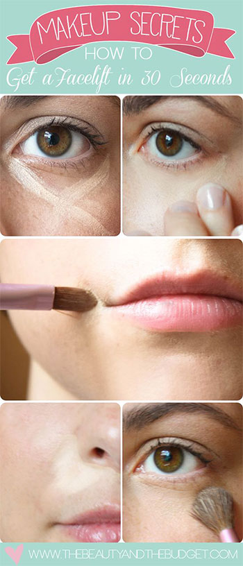 15-Easy-Natural-Make-Up-Tutorials-2014-For-Beginners-Learners-11