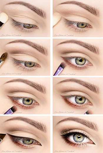 15 + Easy Natural Make Up Tutorials 2014 For Beginners ...