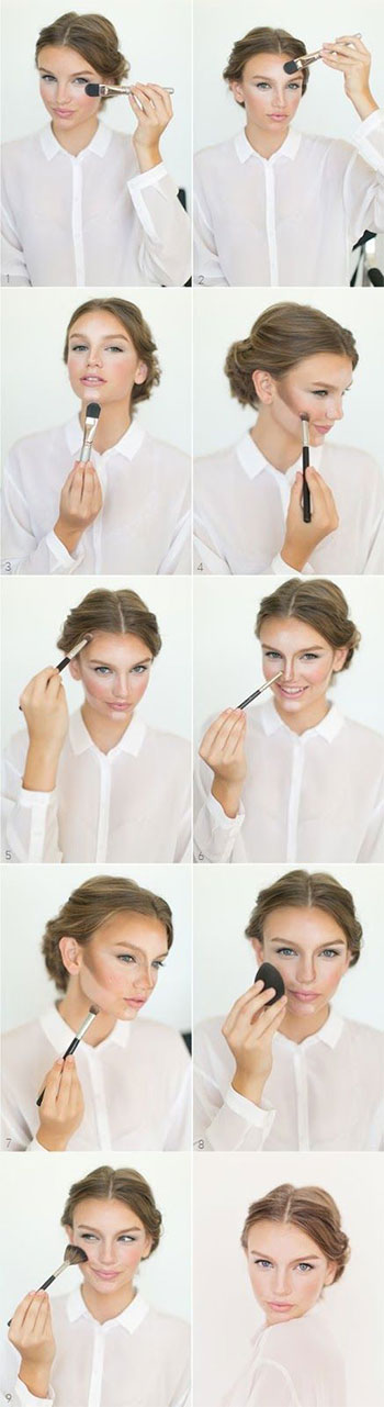 15-Easy-Natural-Make-Up-Tutorials-2014-For-Beginners-Learners-15