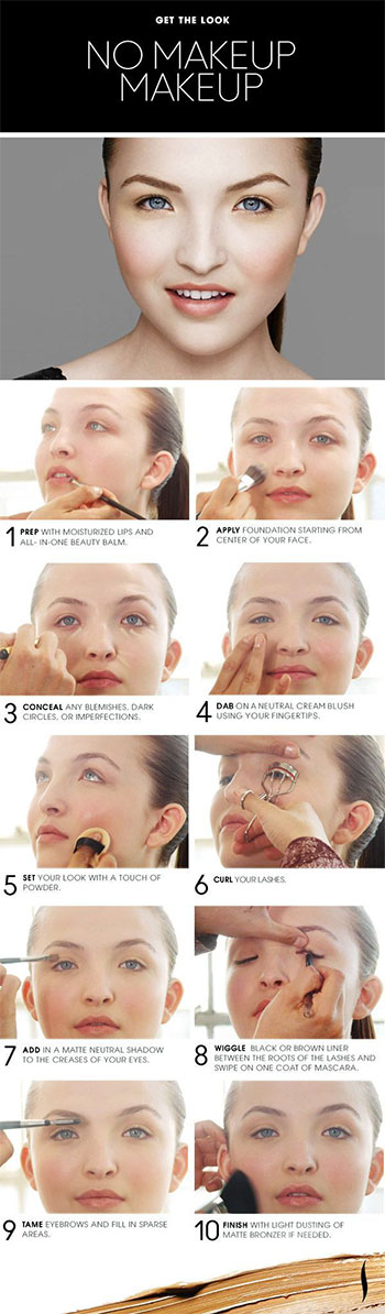 15-Easy-Natural-Make-Up-Tutorials-2014-For-Beginners-Learners-2