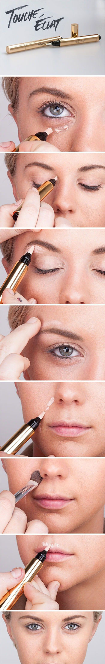 15-Easy-Natural-Make-Up-Tutorials-2014-For-Beginners-Learners-7