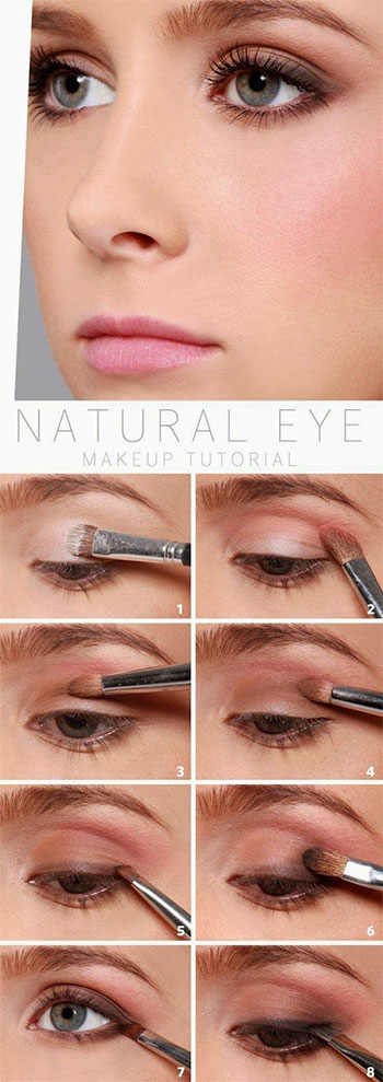 15-Easy-Natural-Make-Up-Tutorials-2014-For-Beginners-Learners-9