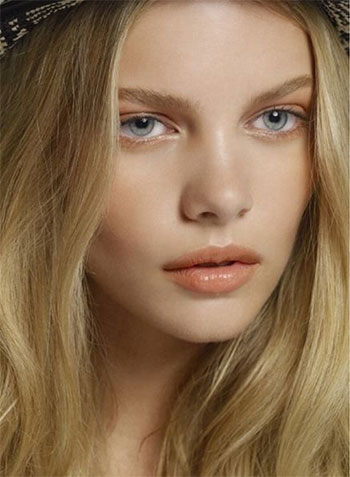 20-Natural-Face-Make-Up-Looks-Styles-Ideas-Trends-2014-For-Girls-12