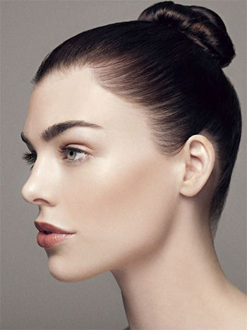 20-Natural-Face-Make-Up-Looks-Styles-Ideas-Trends-2014-For-Girls-21
