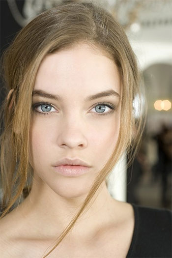 20-Natural-Face-Make-Up-Looks-Styles-Ideas-Trends-2014-For-Girls-5