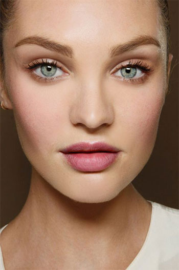 20-Natural-Face-Make-Up-Looks-Styles-Ideas-Trends-2014-For-Girls-9