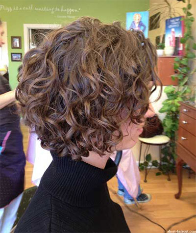 20 Short Amp Curly Bob Haircut Styles For Girls Amp Women