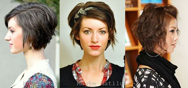 Wondrous 20 Short Amp Curly Bob Haircut Styles For Girls Amp Women 2014 Hairstyle Inspiration Daily Dogsangcom