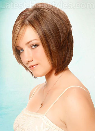 25 Short Bob Haircut Styles With Bangs amp; Layers For Girls amp; Women 201