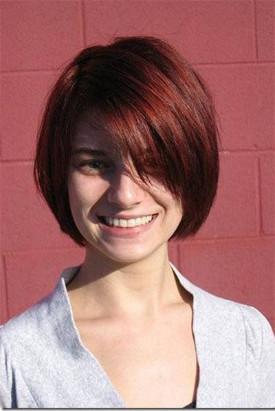 25-Short-Bob-Haircut-Styles-With-Bangs -Layers-For-Girls-Women-2014-14
