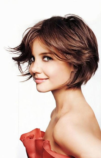 25 Short Bob Haircut Styles With Bangs Layers For Girls Women