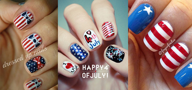 25 Unique 4th Of July Nail Art Designs Ideas Trends Stickers