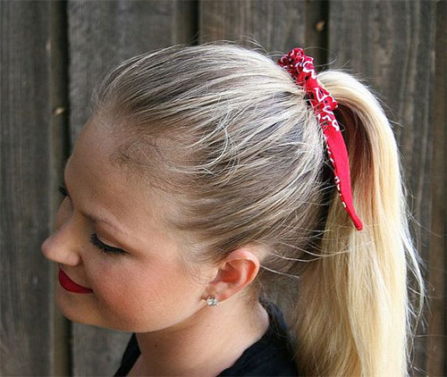 12-Simple-Hair-Accessories-Ponytail-For-Teenage-Girls -Women-2014-10