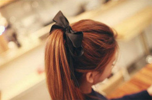 12-Simple-Hair-Accessories-Ponytail-For-Teenage-Girls -Women-2014-4