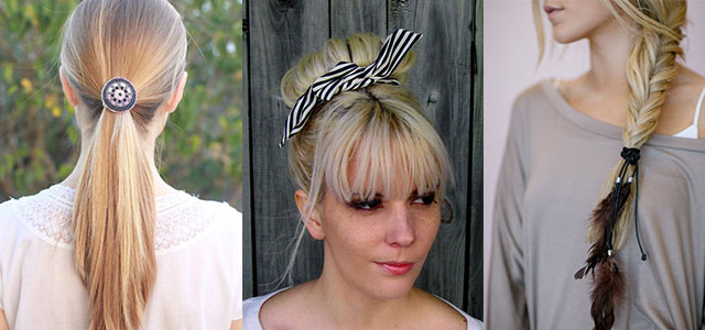 12-Simple-Hair-Accessories-Ponytail-For-Teenage-Girls -Women-2014