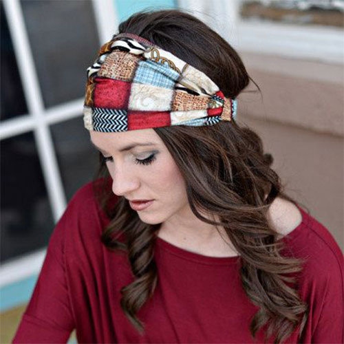 15 Cool Headbands   Head Wraps For Girls   Women  861b08cd99e