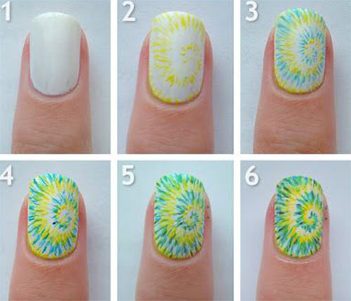25-Easy-Step-By-Step-Nail-Art-Tutorials-For-Beginners-Learners-2014-16