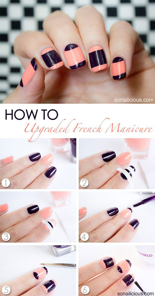25-Easy-Step-By-Step-Nail-Art-Tutorials-For-Beginners-Learners-2014-4