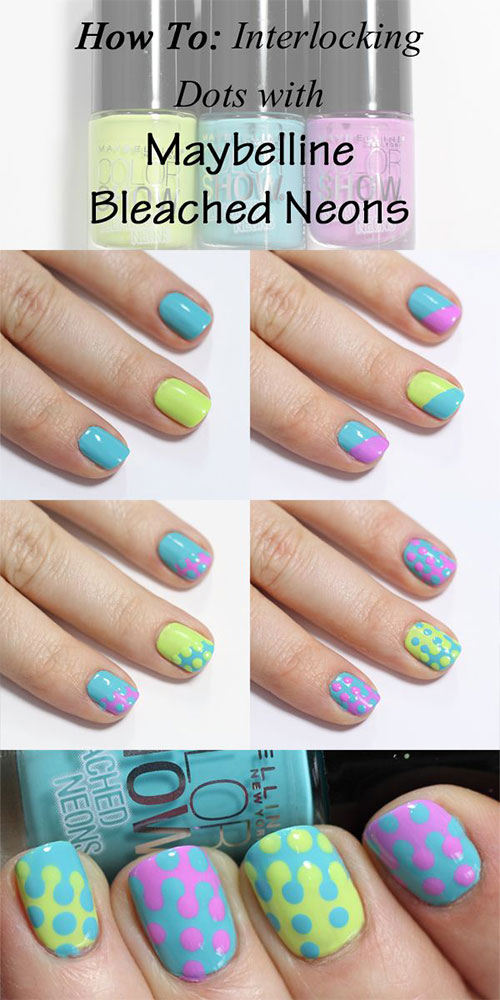 25-Easy-Step-By-Step-Nail-Art-Tutorials-For-Beginners-Learners-2014-6