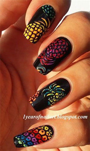 25 latest creative nail art designs ideas trends 2014 modern 25 latest creative nail art designs ideas trends prinsesfo Choice Image