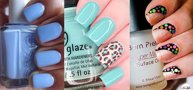 25 Latest Creative Nail Art Designs Ideas Trends 2014 Modern