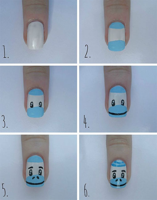 10-Easy-Acrylic-Nail-Art-Tutorials-For-Beginners-Learners-2014-11