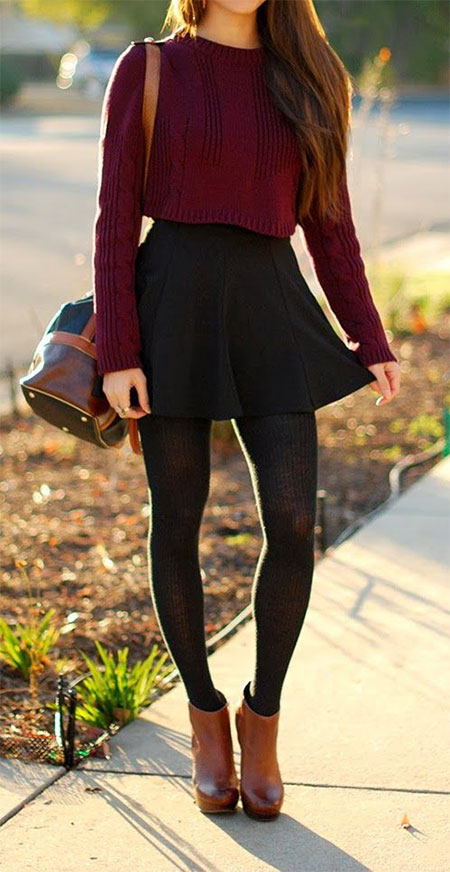 15 Fall Fashion Outfit Ideas For Girls u0026 Women 2014 | Modern Fashion Blog