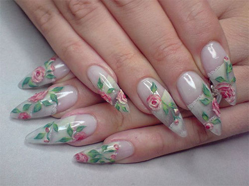 15-Simple-Acrylic-Nail-Art-Designs-Ideas-Trends-Stickers-2014-1