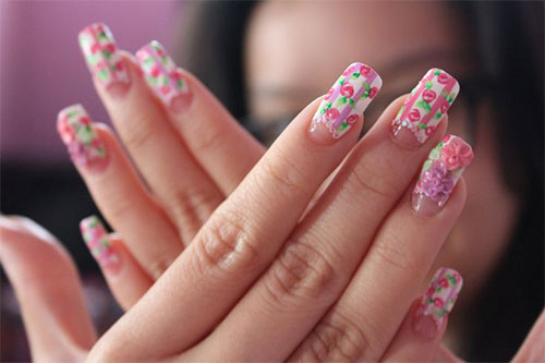 15-Simple-Acrylic-Nail-Art-Designs-Ideas-Trends-Stickers-2014-11