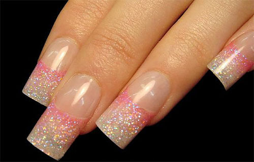 15-Simple-Acrylic-Nail-Art-Designs-Ideas-Trends-Stickers-2014-13
