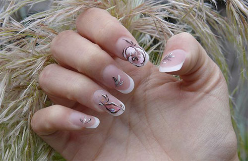 15-Simple-Acrylic-Nail-Art-Designs-Ideas-Trends-Stickers-2014-15