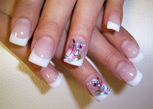 15-Simple-Acrylic-Nail-Art-Designs-Ideas-Trends-Stickers-2014-5