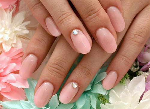 15 + Simple Acrylic Nail Art Designs, Ideas, Trends & Stickers 2014 ...