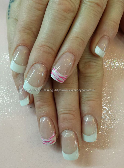 15-Simple-Acrylic-Nail-Art-Designs-Ideas-Trends-Stickers-2014-7