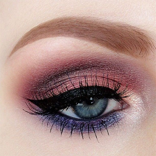 20-Best-Fall-Eye-Make-Up-Looks-Trends-Ideas-For-Girls-2014-10