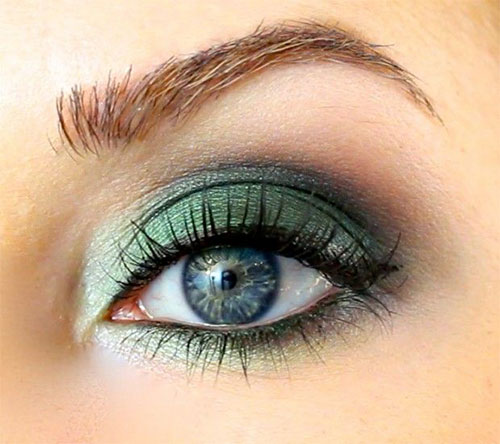20-Best-Fall-Eye-Make-Up-Looks-Trends-Ideas-For-Girls-2014-4