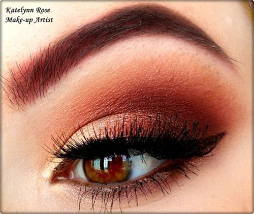 20-Best-Fall-Eye-Make-Up-Looks-Trends-Ideas-For-Girls-2014-5