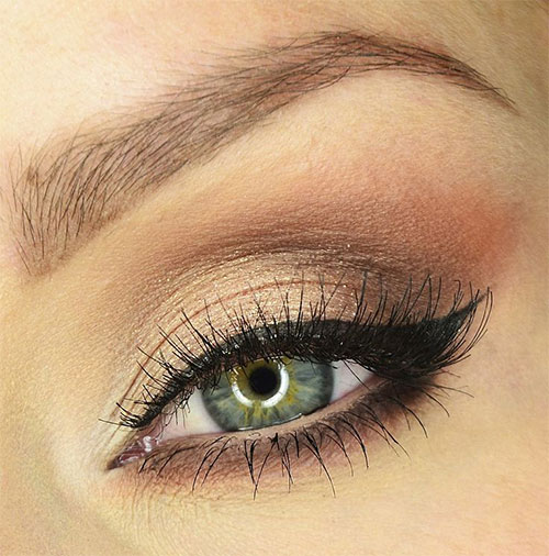 20-Best-Fall-Eye-Make-Up-Looks-Trends-Ideas-For-Girls-2014-6