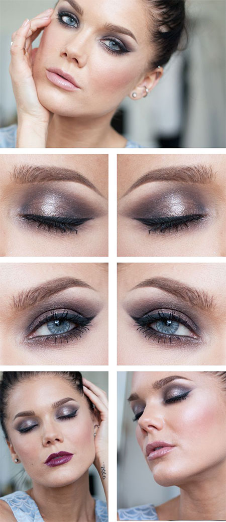 20-Easy-Fall-Make-Up-Tutorials-For-Beginners-Learners-2014-11