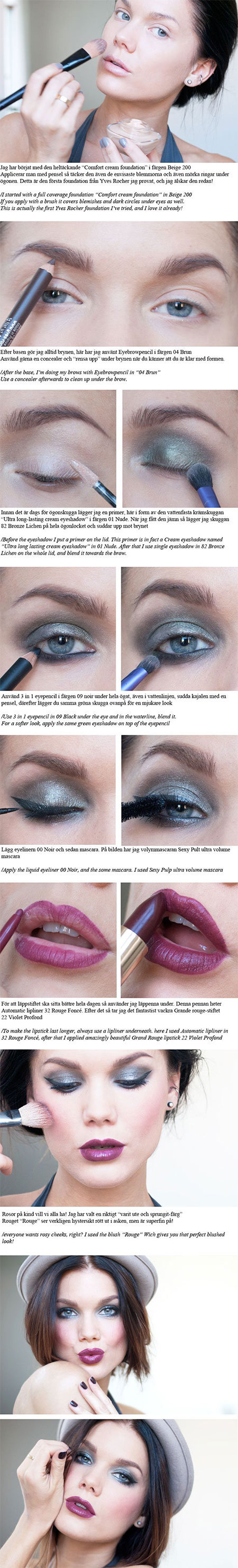 20-Easy-Fall-Make-Up-Tutorials-For-Beginners-Learners-2014-14
