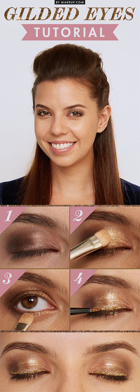 20-Easy-Fall-Make-Up-Tutorials-For-Beginners-Learners-2014-4