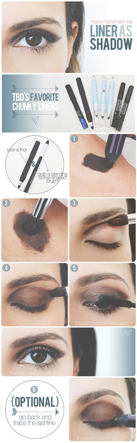 20-Easy-Fall-Make-Up-Tutorials-For-Beginners-Learners-2014-5