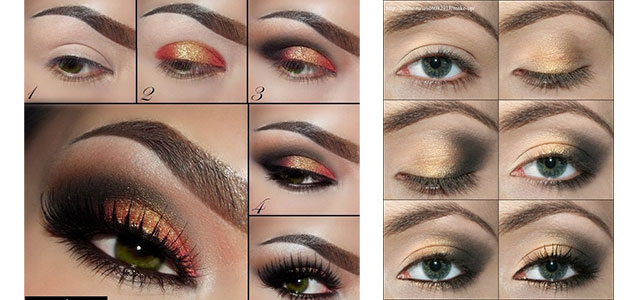 20-Easy-Fall-Make-Up-Tutorials-For-Beginners-Learners-2014-F