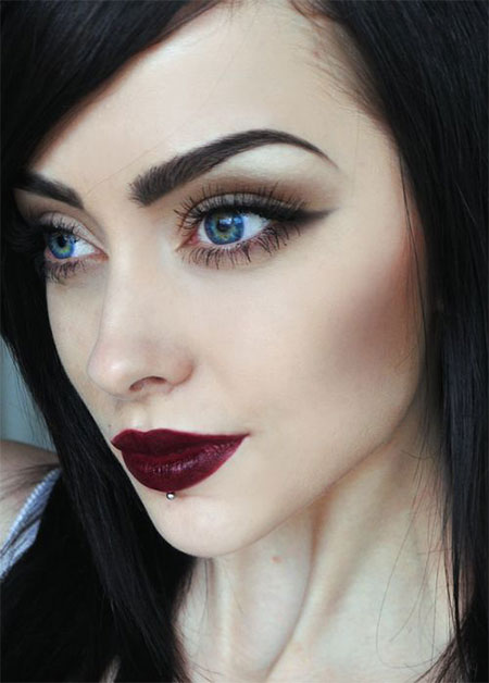 25-Inspiring-Fall-Face-Make-Up-Looks-Ideas-Trends-For-Girls-2014-16
