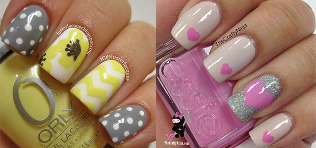 30 Cool Acrylic Nail Art Designs Ideas Trends Stickers 2014