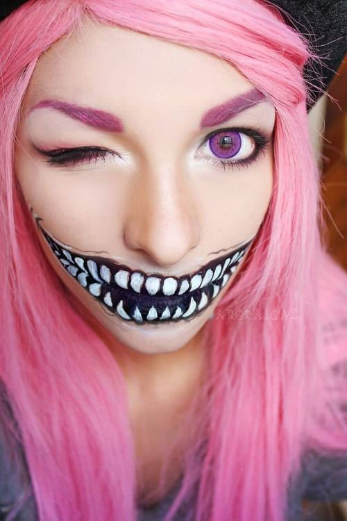 halloween makeup mouth - photo #31