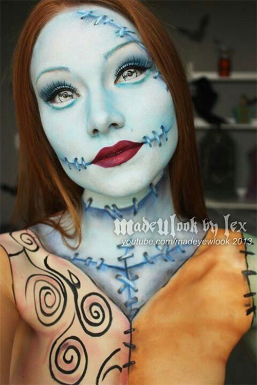12-Creative-Corpse-Bride-Make-Up-Looks-Ideas-For-Halloween-2014-4
