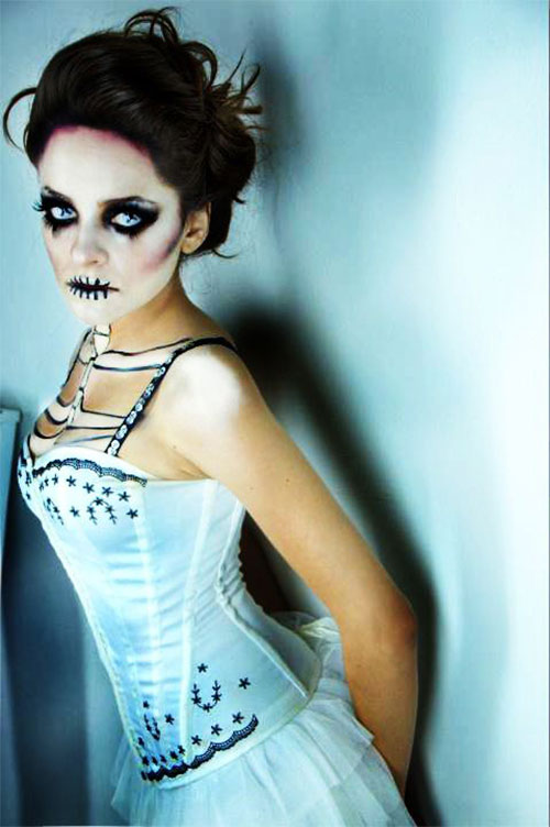 12-Creative-Corpse-Bride-Make-Up-Looks-Ideas-For-Halloween-2014-6